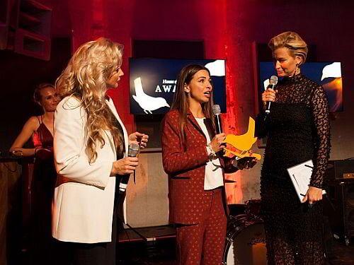 HoA Awards 2017 - Brigitte Nijman, Georgina Verbaan en Anouk Smulders - Over HoA Awards